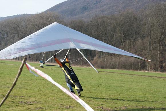 Landung Sven Stieghorst